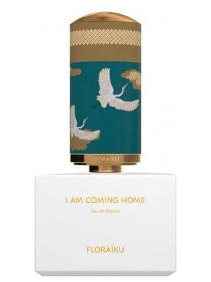I Am Coming Home Floraïku für Frauen und Männer