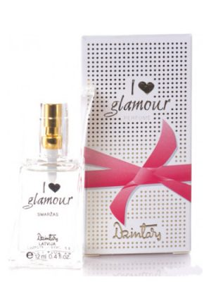 I Love Glamour Dzintars für Frauen