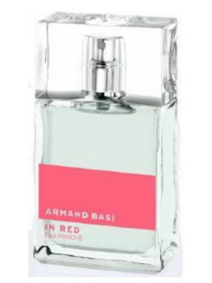 In Red Eau Fraiche Armand Basi für Frauen