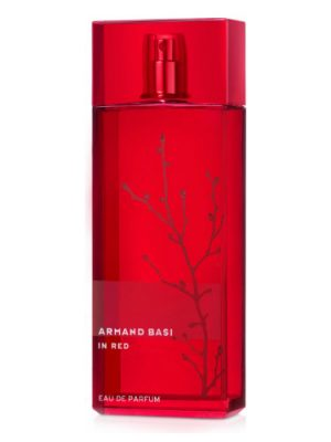 In Red EdP Armand Basi für Frauen