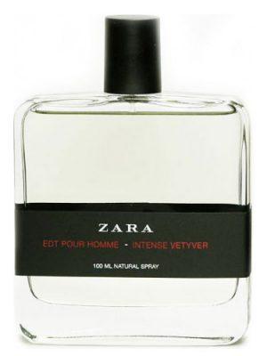 Intense Vetyver Zara für Männer