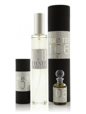 Invisible Monster CB I Hate Perfume für Frauen und Männer
