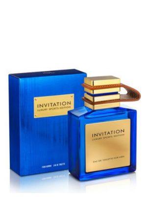 Invitation Blue Emper für Männer