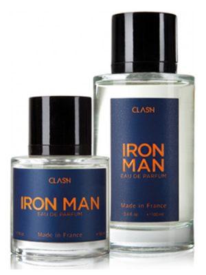 Iron Man Clash für Männer