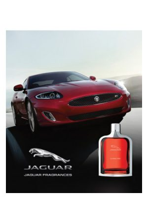 Jaguar Classic Red Jaguar für Männer