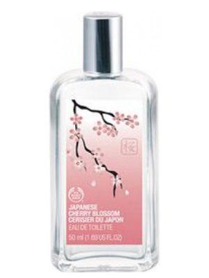 Japanese Cherry Blossom Eau de Toilette The Body Shop für Frauen