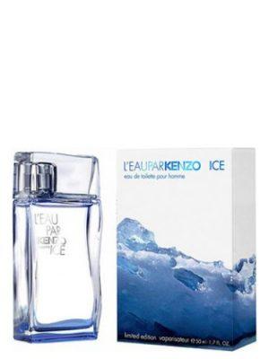 L'Eau par Kenzo Ice pour Homme Kenzo für Männer