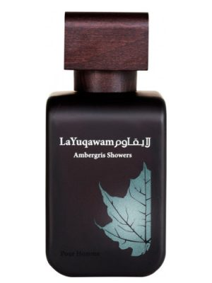 La Yuqawam Ambergris Showers Pour Homme Rasasi für Männer