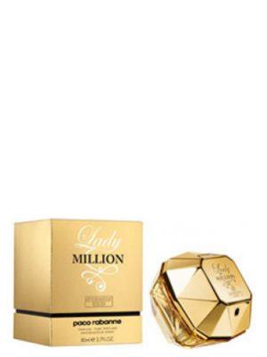 Lady Million Absolutely Gold Paco Rabanne für Frauen