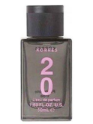 L'eau de Parfum 20 Korres für Männer