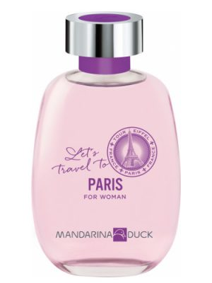 Let's Travel To Paris For Women Mandarina Duck für Frauen