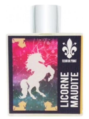 Licorne Maudite Fleur De Point für Frauen und Männer