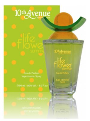 Life Flower Summer 10th Avenue Karl Antony für Frauen