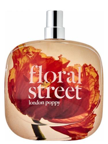 London Poppy Floral Street für Frauen und Männer