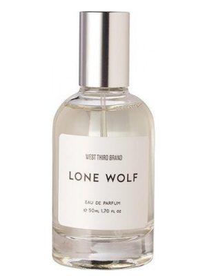 Lone Wolf West Third Brand für Frauen und Männer