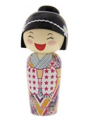 Lotus Kokeshi für Frauen