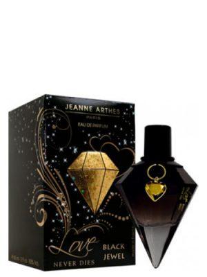 Love Never Dies Black Jewel Jeanne Arthes für Frauen