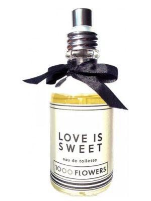Love is Sweet 1000 Flowers für Frauen und Männer