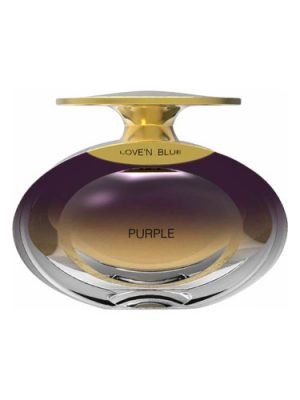 Love'n Blue Purple Palquis für Frauen