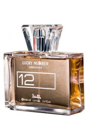 Lucky Number 12 Dzintars für Frauen