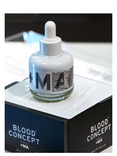 +MA Blood Concept für Frauen und Männer