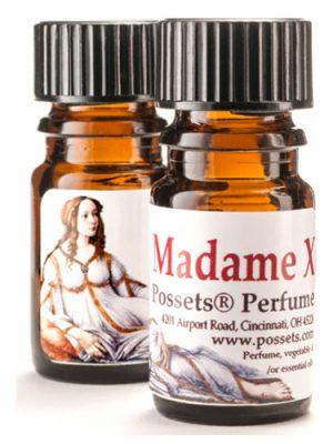 Madame X Perfume Oil Possets Perfume für Frauen