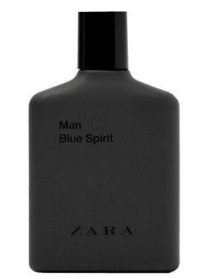 Man Blue Spirit Zara für Männer