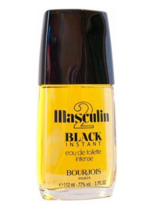 Masculin 2 Black Instant Bourjois für Männer