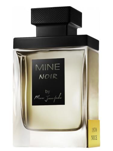 Mine Noir 1970 Nice Marc Joseph für Männer