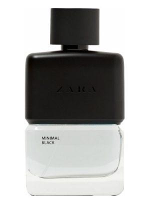 Minimal Black Zara für Männer