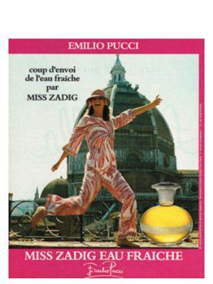 Miss Zadig Eau Fraîche Emilio Pucci für Frauen