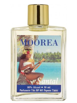 Moorea Santal Parfumerie Tiki Tahiti für Frauen und Männer