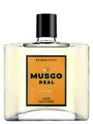 Musgo Real Agua de Colonia No.1 Orange Amber Claus Porto für Männer