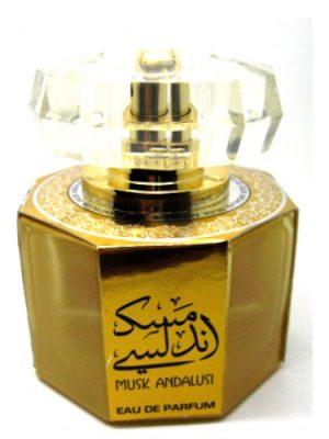Musk Andalusi Lattafa Perfumes für Frauen und Männer