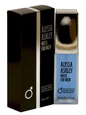 Musk for Men Alyssa Ashley für Männer