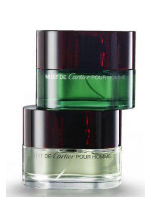 Must de Cartier Pour Homme Vert Anis Cartier für Männer