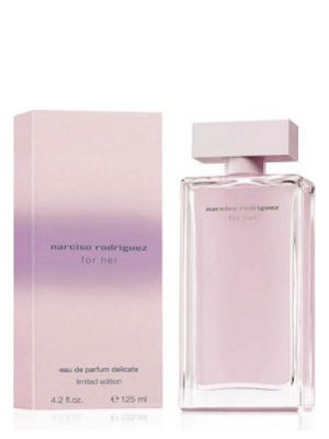 Narciso Rodriguez For Her Eau de Perfume Delicate Limited Edition Narciso Rodriguez für Frauen