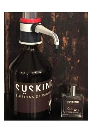 No. 1 Woodsy Riddim Suskind Editions de Parfums für Frauen und Männer
