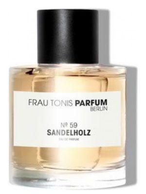 No. 59 Sandelholz  Frau Tonis Parfum für Frauen und Männer