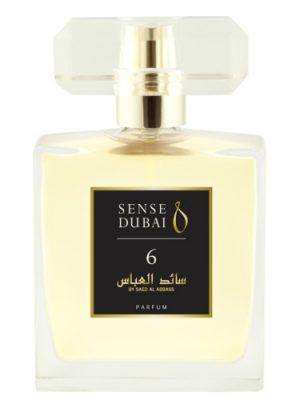 No. 6 Sense Dubai für Frauen und Männer