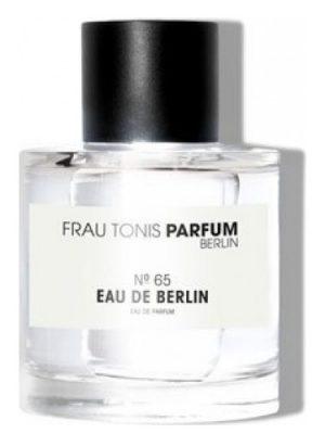 No. 65 Eau de Berlin Frau Tonis Parfum für Männer