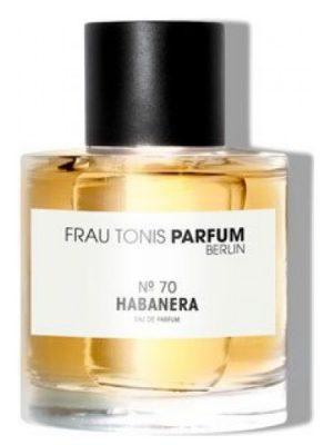 No. 70 Habanera Frau Tonis Parfum für Männer