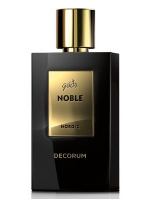 Noble Black Decorum Stockholm für Frauen und Männer