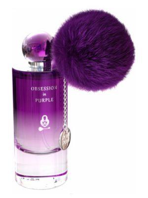 Obsession In Purple Pom Pom für Frauen