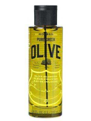 Olive Blossom Eau de Cologne Korres für Frauen und Männer