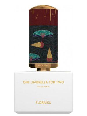 One Umbrella for Two Floraïku für Frauen und Männer
