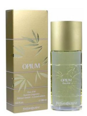 Opium Eau D'ete Summer Fragrance Yves Saint Laurent für Frauen