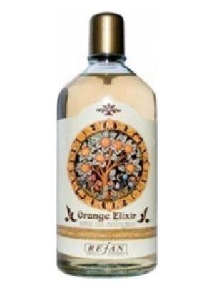 Orange Elixir Refan für Frauen und Männer