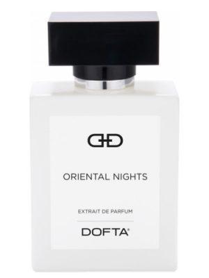 Oriental Nights Extrait de Parfum Dofta für Frauen und Männer