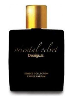 Oriental Velvet Desigual für Frauen und Männer